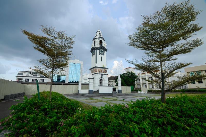 Brzoza pomnik w Ipoh Perak zdjęcie royalty free