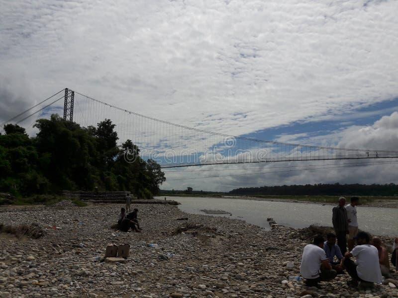 Brzucha most zdjęcie royalty free