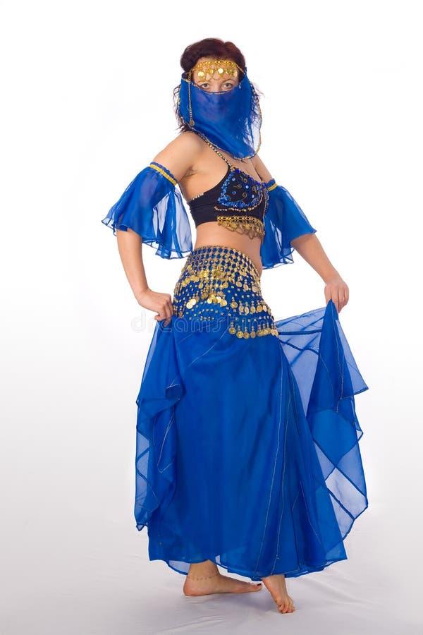 brzucha tancerz zdjęcie stock