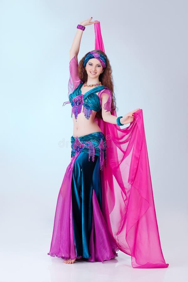 brzucha tancerz zdjęcia royalty free