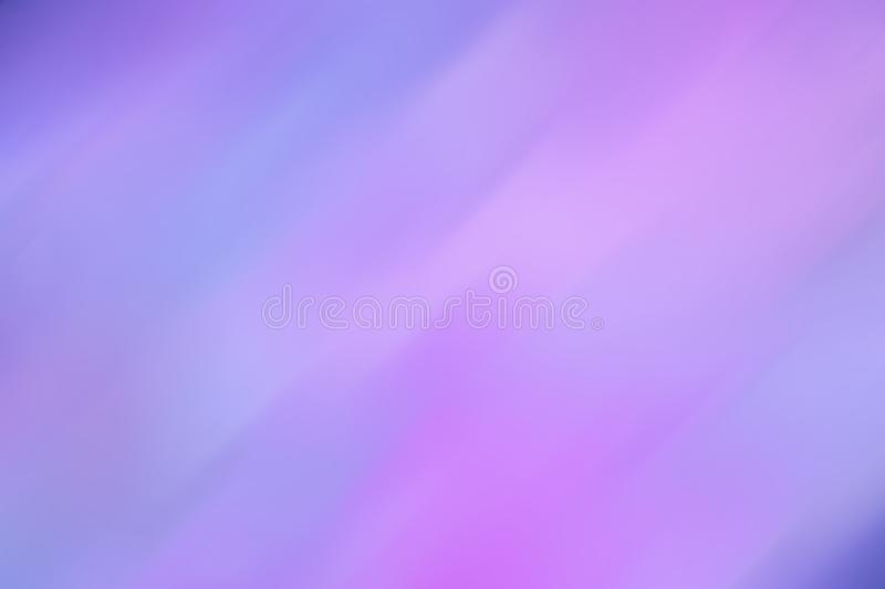 Bstract wizerunek shimmers różnych kolory błękitnych różowić bez Deseniowy unfocused tło ultramaryny łączyć z neonowym światłem zdjęcie royalty free