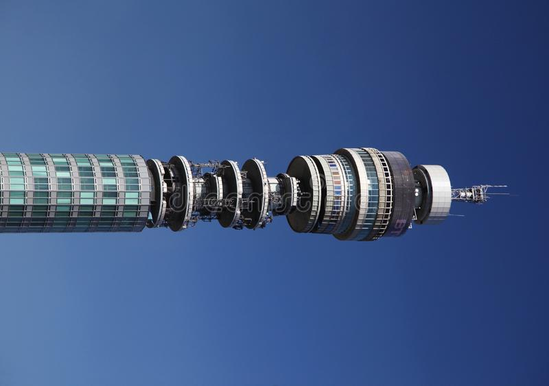 The BT Tower In London Editorial Stock Photo