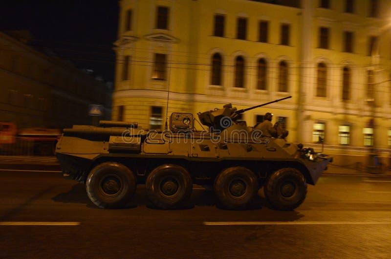BTR-82A fotografia stock