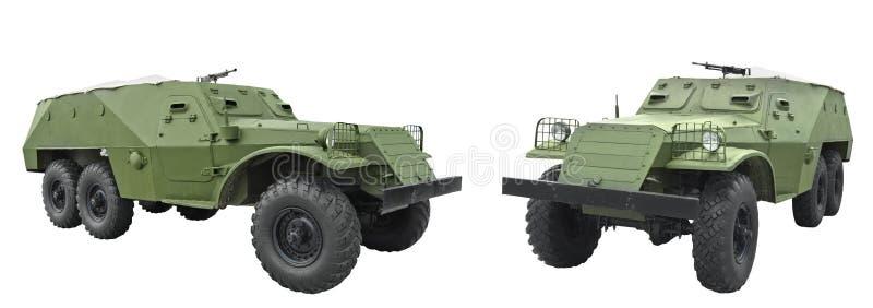 BTR-152 - gepanzertes MTW lizenzfreie stockfotografie