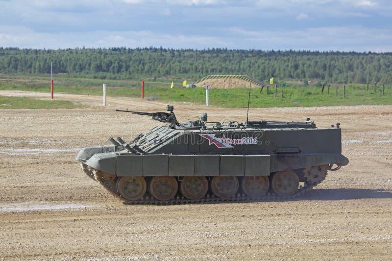 BTR-T fotografia de stock