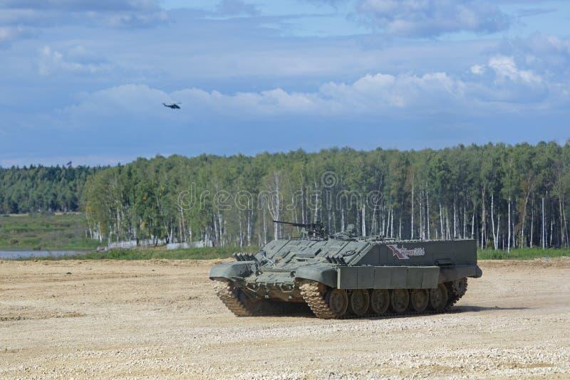 BTR-T photos libres de droits