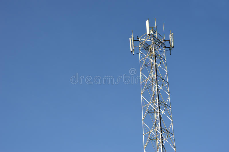 Download Bts tower stock image. Image of broadcasting, network - 32179851