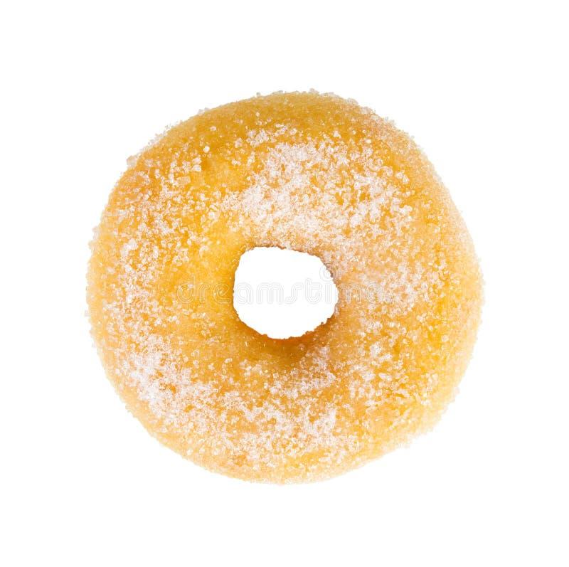 Buñuelo dulce azucarado imagen de archivo libre de regalías