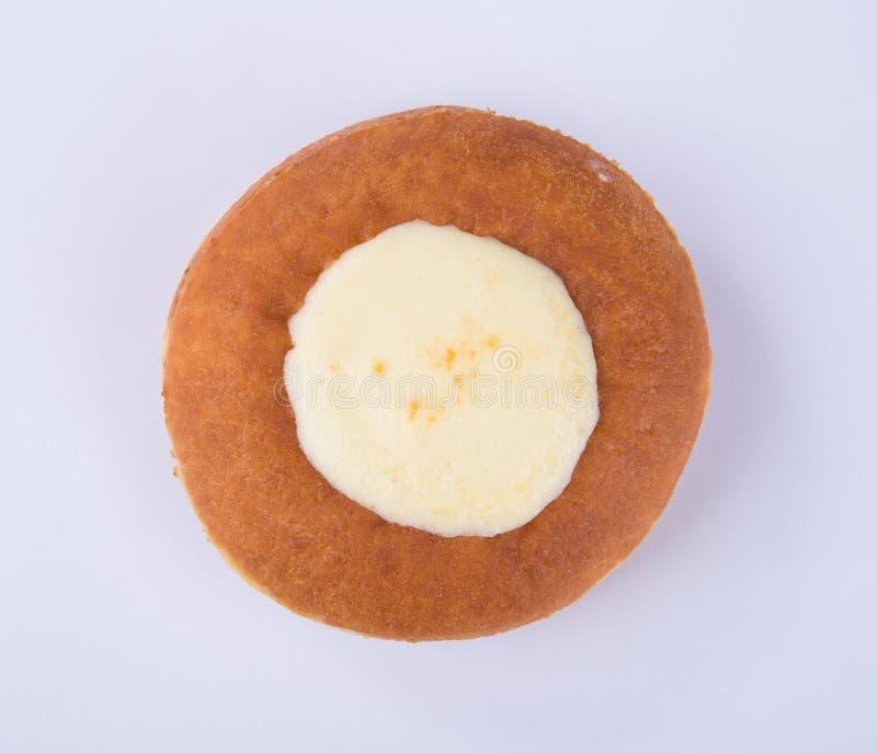 buñuelo o buñuelo del queso en un fondo imagen de archivo libre de regalías