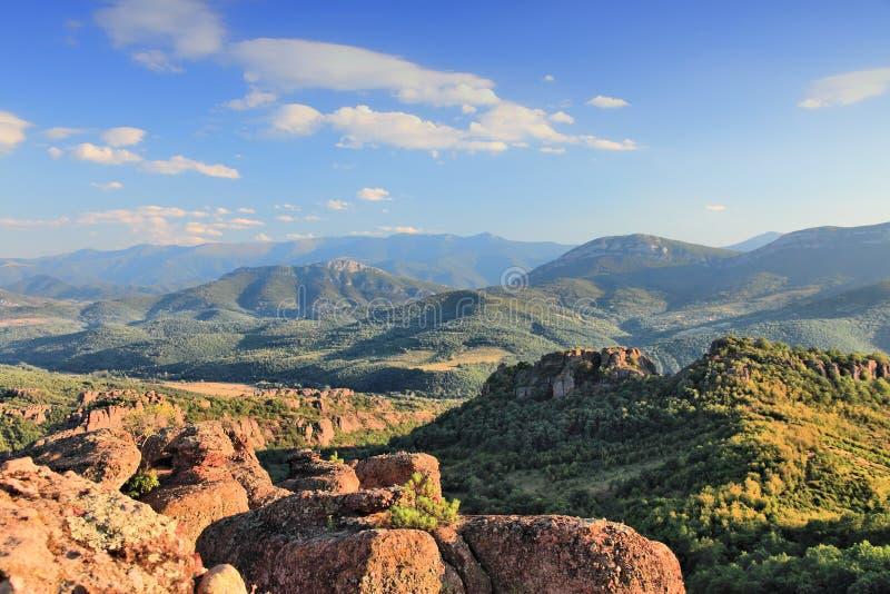 Bułgaria krajobraz obraz royalty free