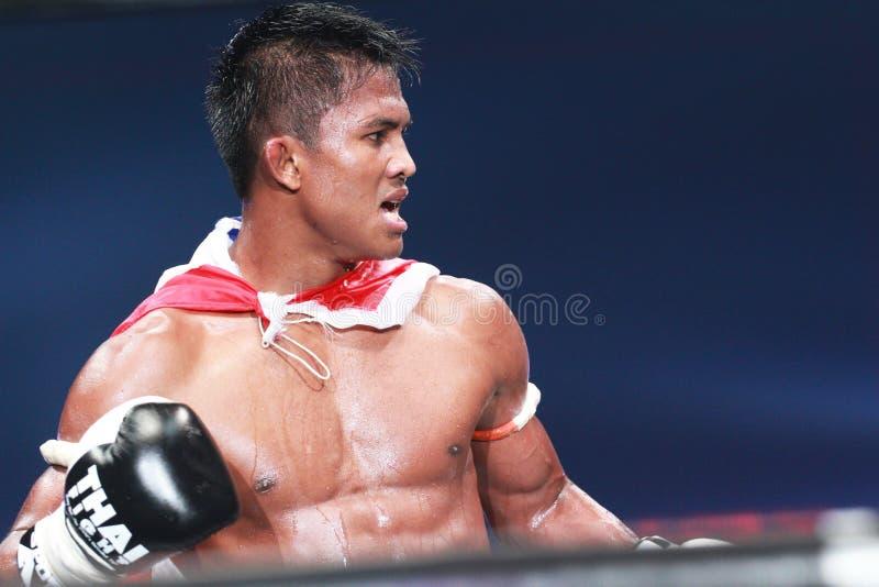 Buakaw Por.Pramuk imagem de stock