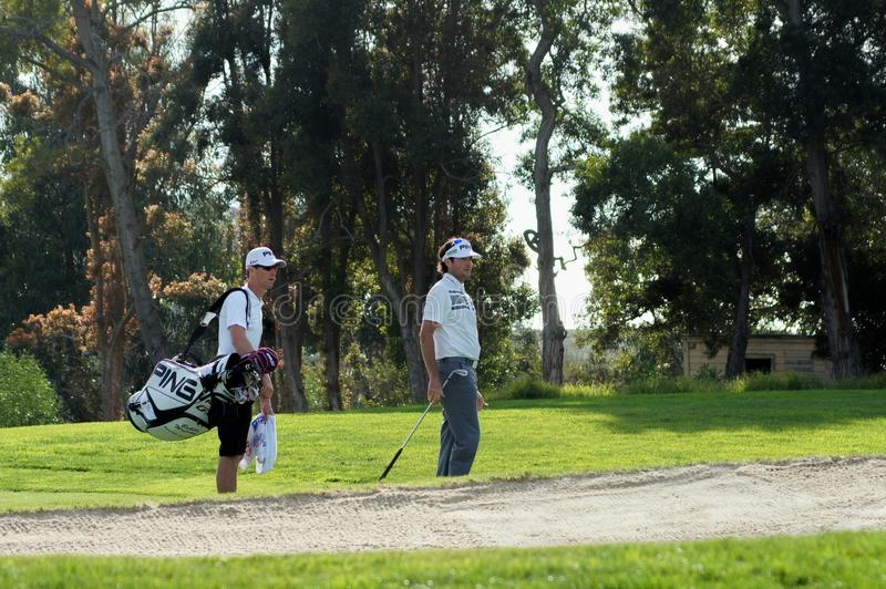 Download Bubba Watson 2012 Farmers Insurance Open Editorial Photography - Image of practice, golf: 23035362