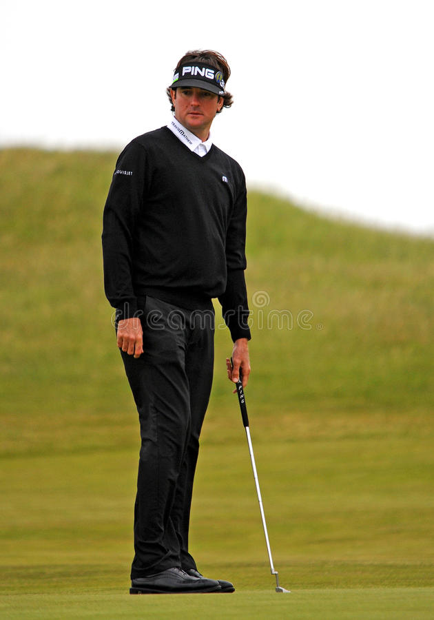 Download Bubba Watson British Open Sandwich 2011 Editorial Stock Image - Image: 20442934