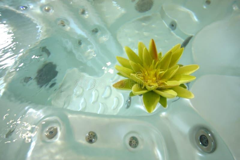 bubbelpool arkivfoto