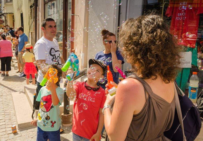 Bubblan ståtar 2015 arkivfoton