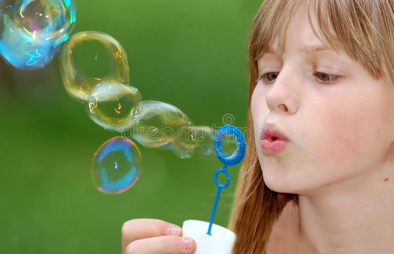 Download Bubble Blower Royalty Free Stock Photography - Image: 12546497