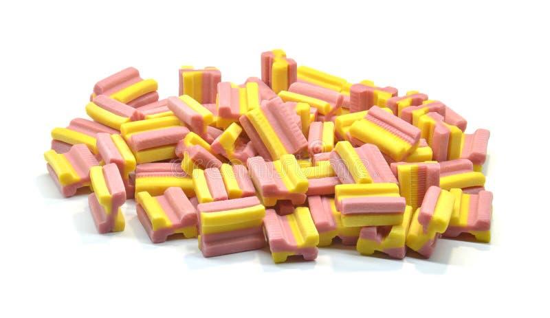 Bubble-gum photo stock