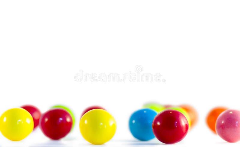 Bubble Gum Pieces stock photography