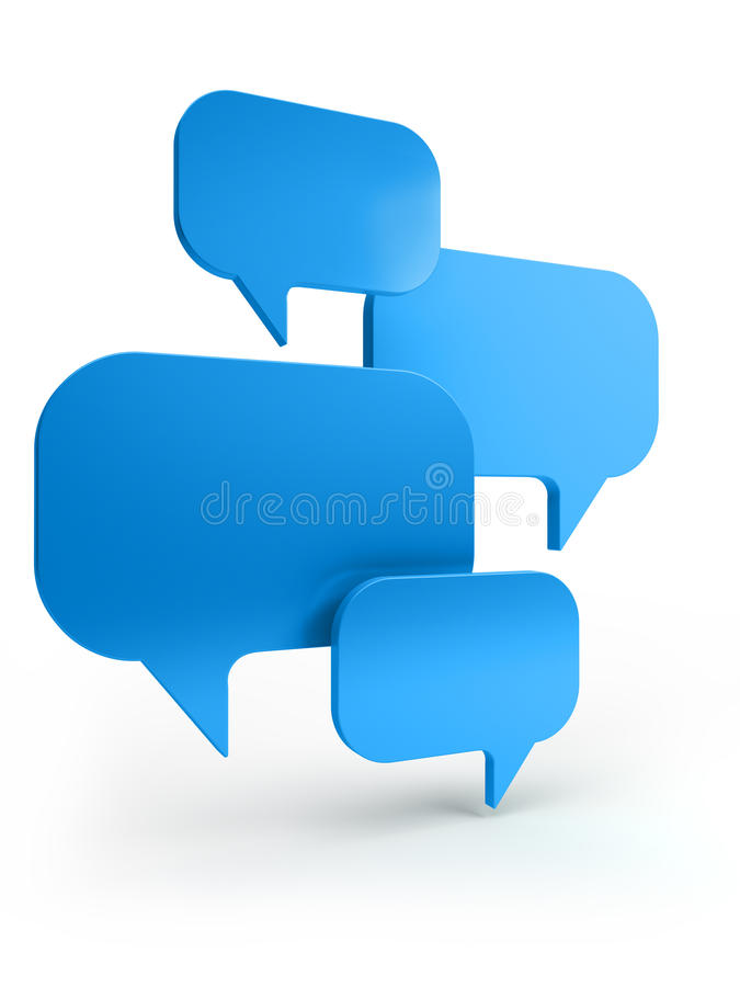 Download Bubble Talk Royalty Free Stock Images - Image: 19243099