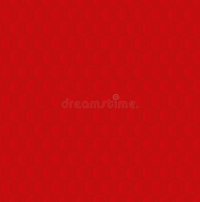 Free Bubble Wrap. Red Neutral Seamless Pattern For Modern Design In F Stock Photo - 81917620