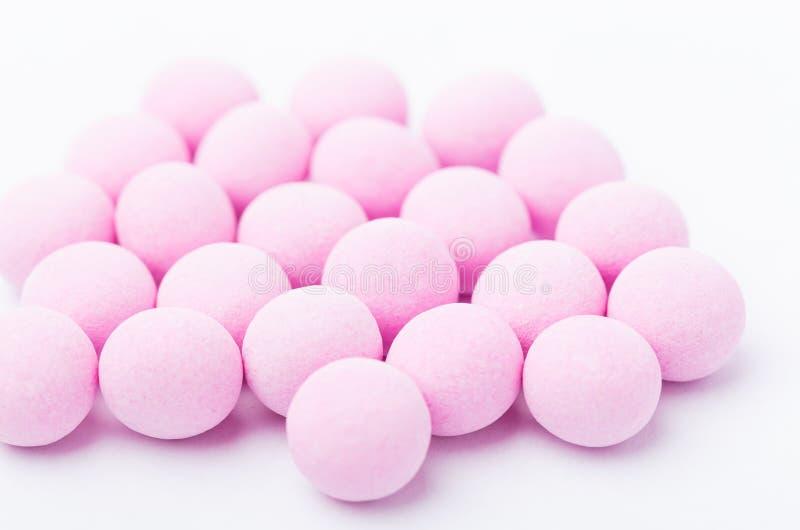 Bubblegum pourpre image libre de droits