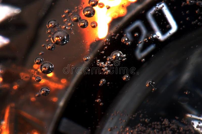 Download Bubbles stock photo. Image of chrome, black, light, bubble - 188898