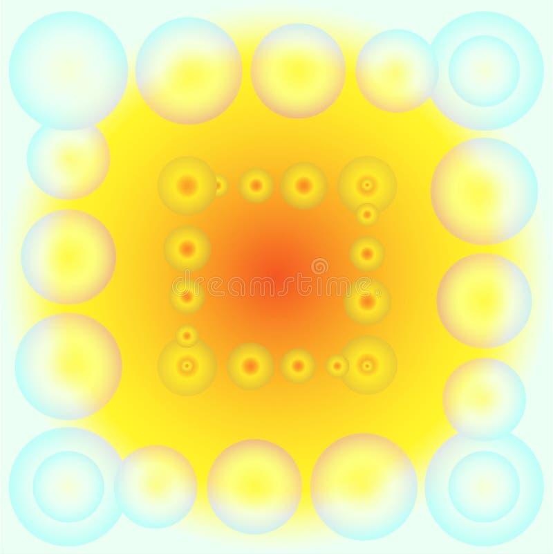 Bubblor royaltyfria foton