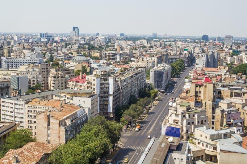 Bucarest fotos de archivo