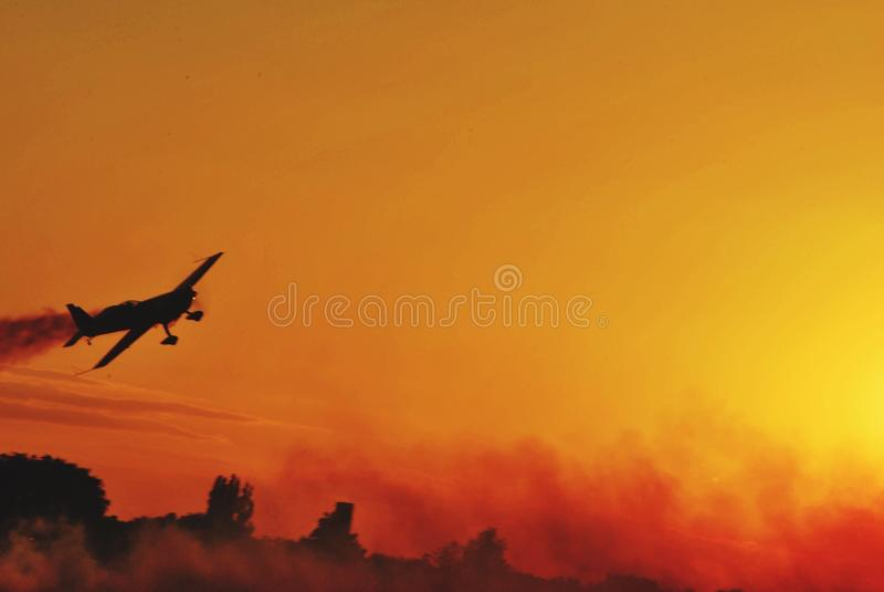 Bucarest Airshow photo stock