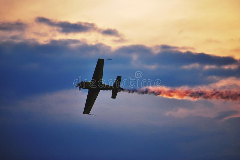 Bucarest Airshow photo libre de droits