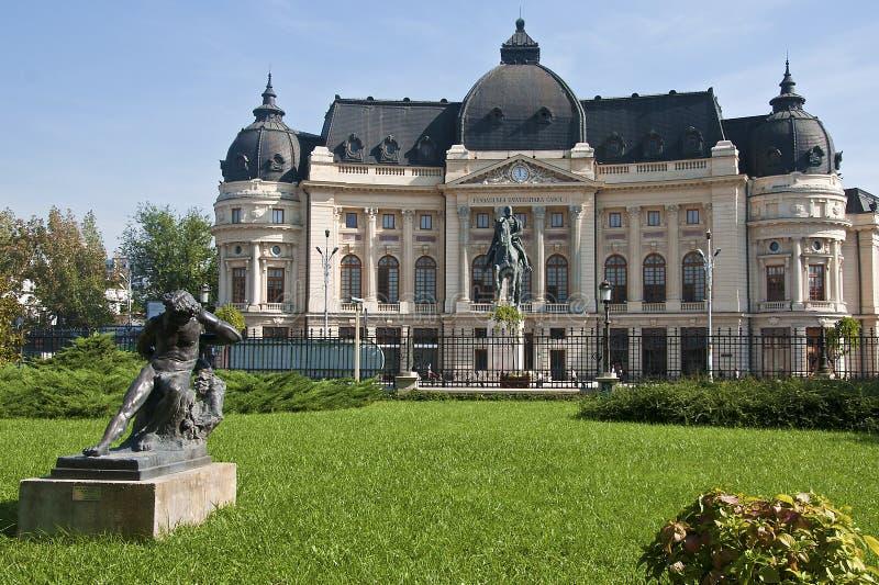 Bucarest del centro fotografia stock libera da diritti