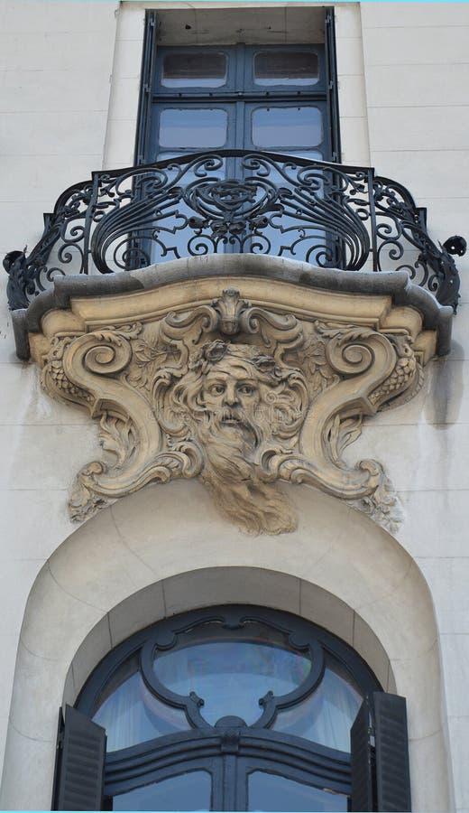 Bucarest romania architettura caratteristica di stile for Architettura in stile cottage