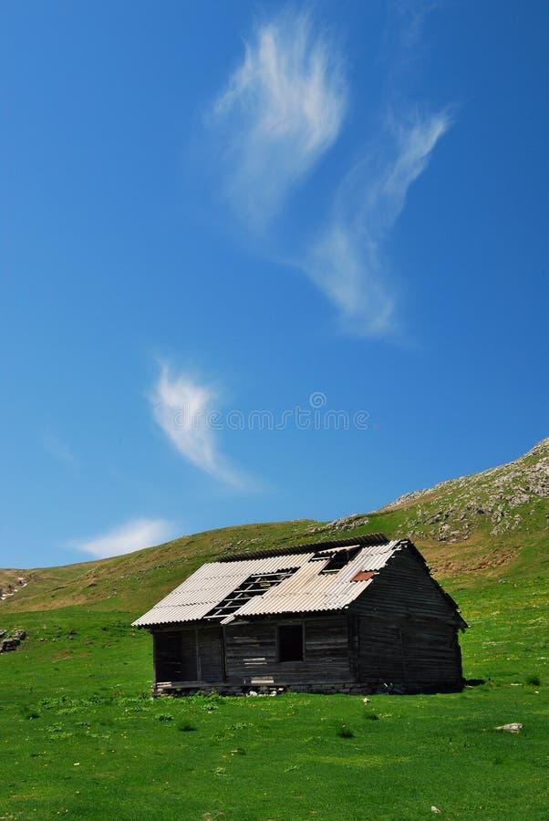 Bucegi Mountains shelter Romania