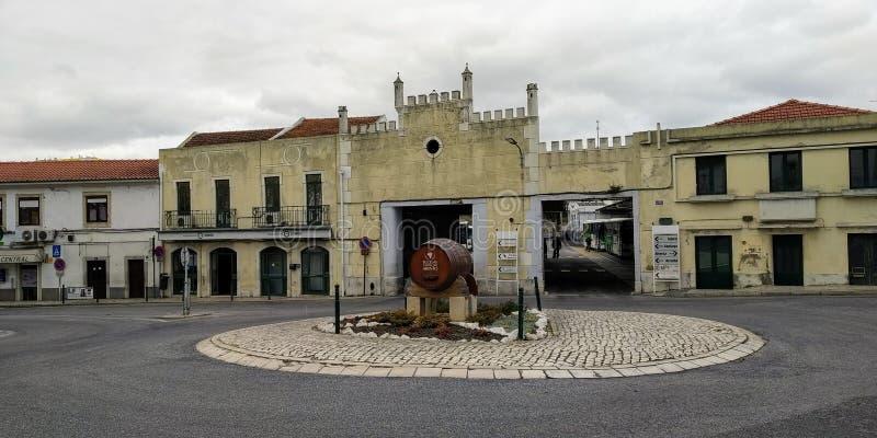 Bucelas,洛雷斯,葡萄牙维拉  免版税库存图片