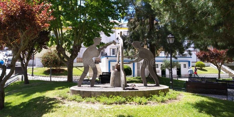 Bucelas, Loures, Portogallo fotografia stock
