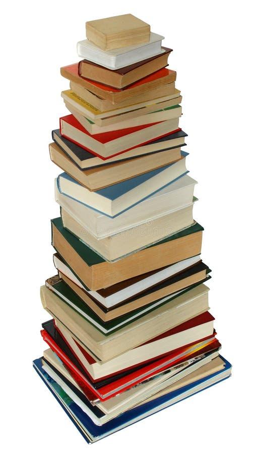 Buch-Kontrollturm Stockfotos