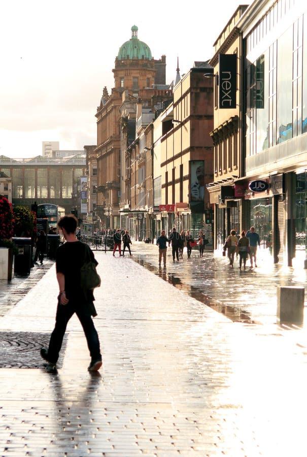 Download Buchanan Street editorial photo. Image of street, life - 26313451