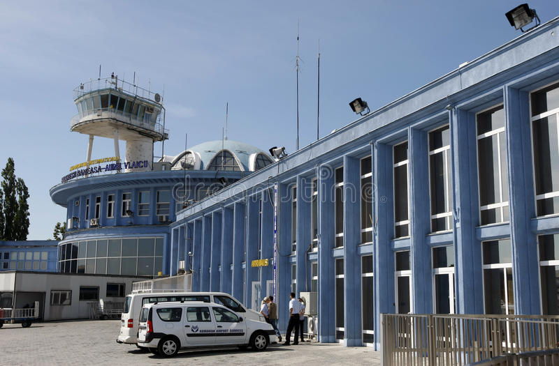 Bucharest Baneasa Airport (Aurel Vlaicu) stock photos