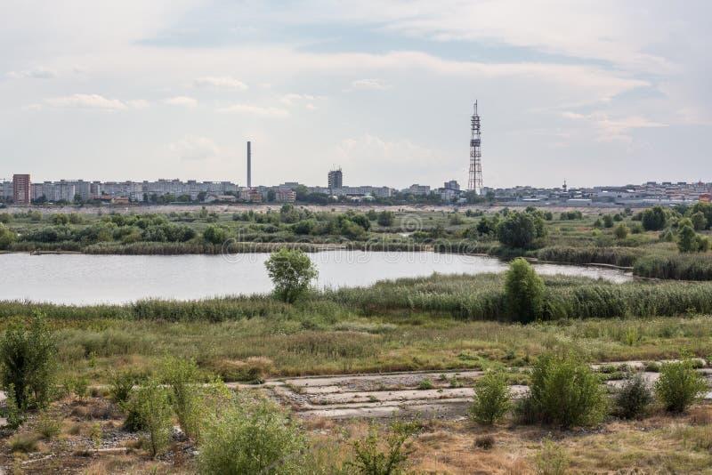 Bucharest Delta royalty free stock photography