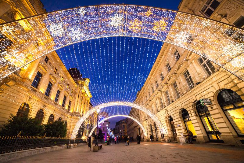 Bucharest im Stadtzentrum gelegen lizenzfreies stockfoto