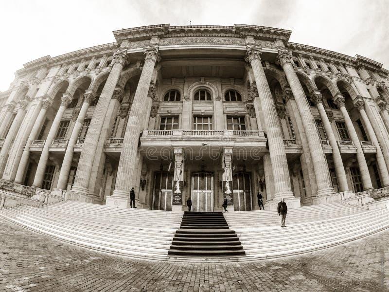 bucharest palace parliament romania στοκ εικόνες