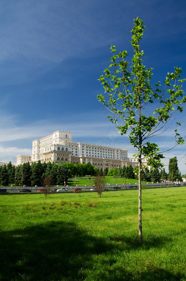 Bucharest Parks And Gardens Stock Images