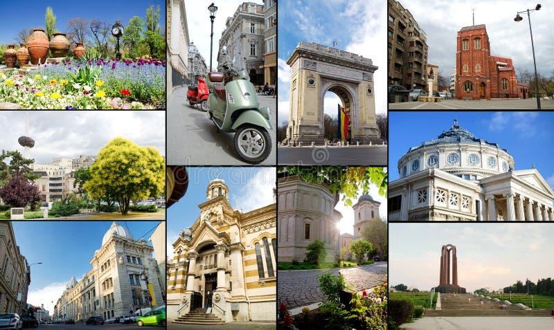 Bucharest Rumänien arkivbilder