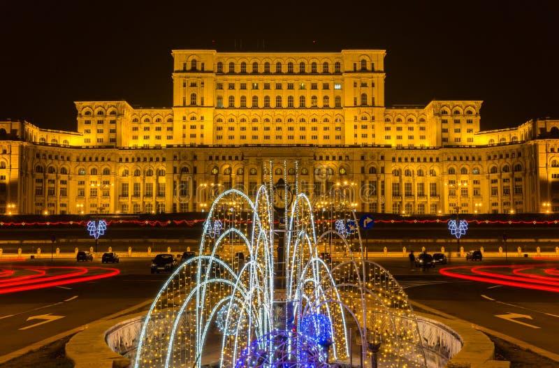 Bucharest Rumänien royaltyfria bilder