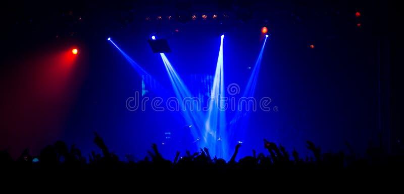 BUCHAREST RUMUNIA, LISTOPAD, - 30, 2014: Subcarpati koncert dla R zdjęcie royalty free