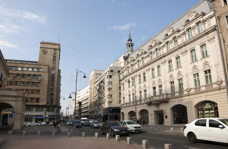 Bucharest stock photography