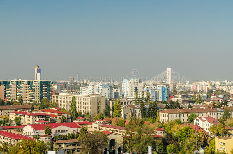 Download Bucharest View Royalty Free Stock Images - Image: 27356109
