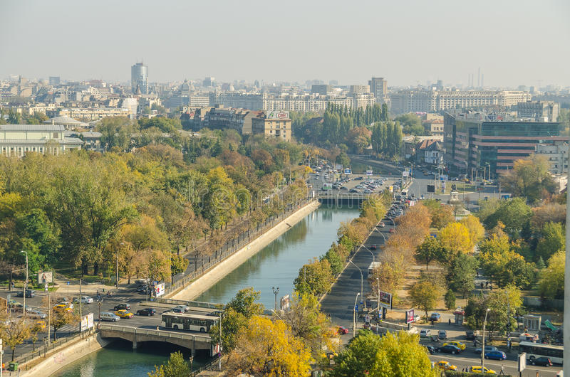 Download Bucharest View Editorial Photography - Image: 27356817