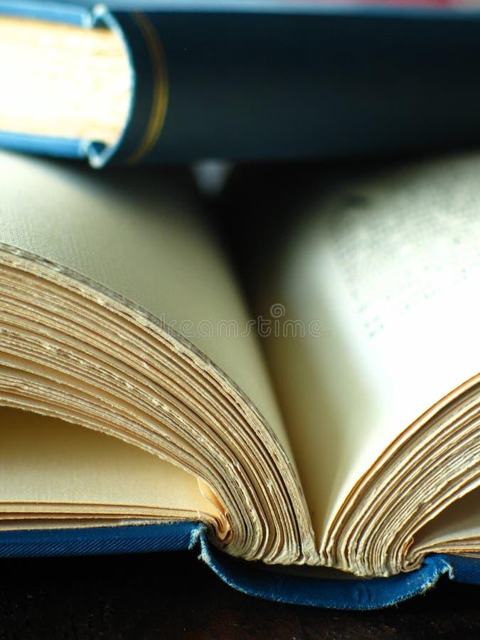 Buchbindung stockbild