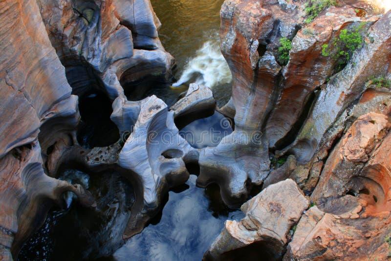 Buche Sudafrica fotografie stock libere da diritti